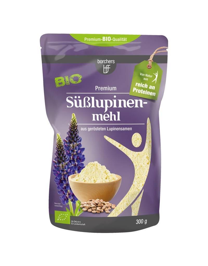 borchers Bio Premium Süßlupinenmehl 300 g
