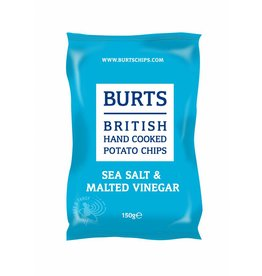 "BURTS BURTS Chips ""SEA SALT & MALTED VINEGAR"" 150g"