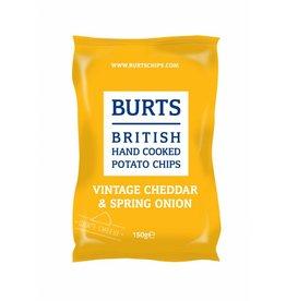 BURTS BURTS Chips VINTAGE CHEDDAR & SPRING ONION 150g