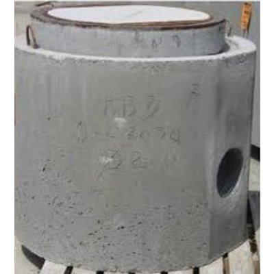Betonnen controleput monsternameput voor olieafscheiders
