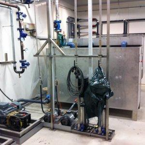 IBA en recycling systemen