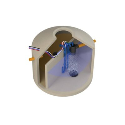 IBA-Systeme für häusliches Abwasser