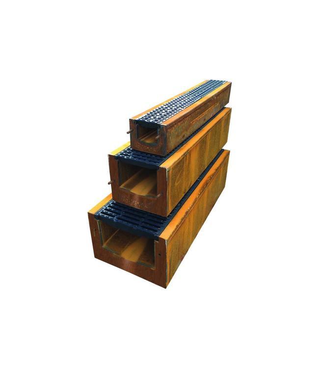 ACO Diederen roostergoot Exodrain 150, l=1m
