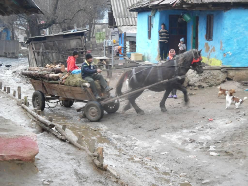 Afvoergoten voor Roemenie