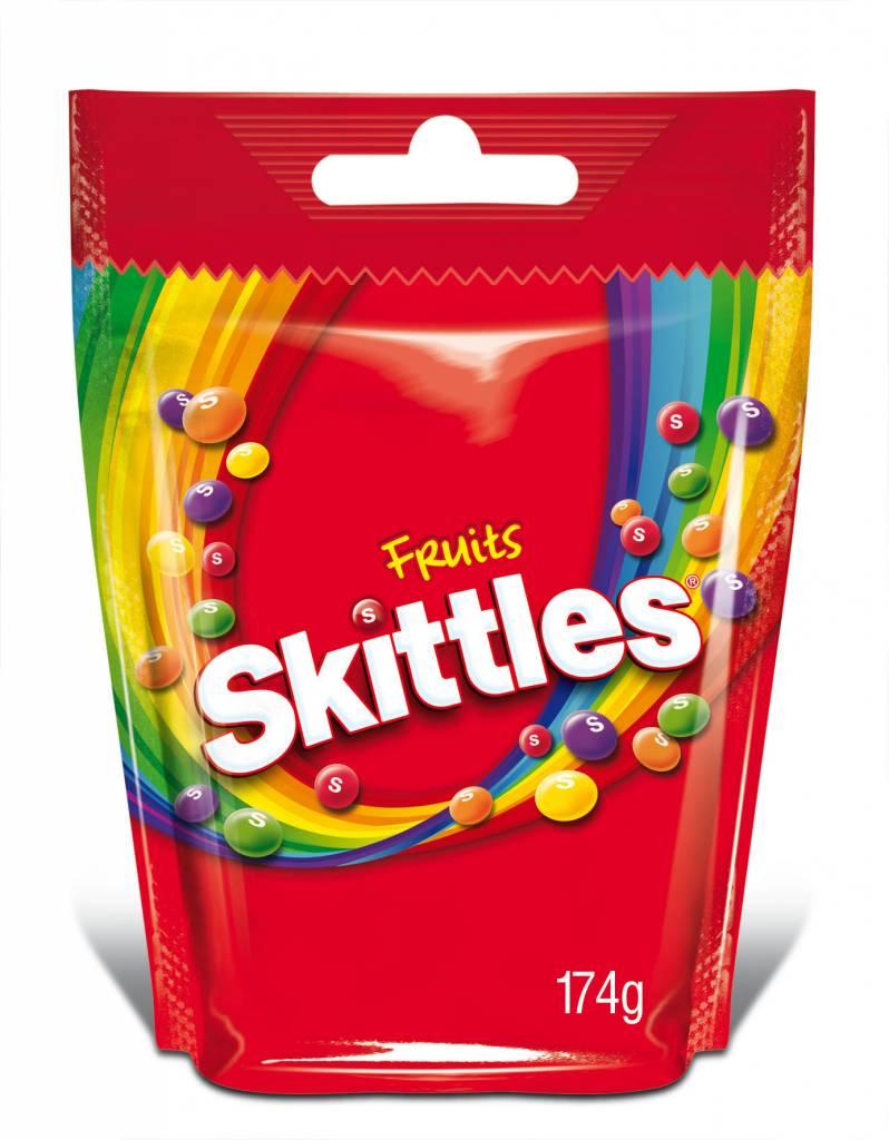 Fruit Skittles Skittles Fruits 174g Online