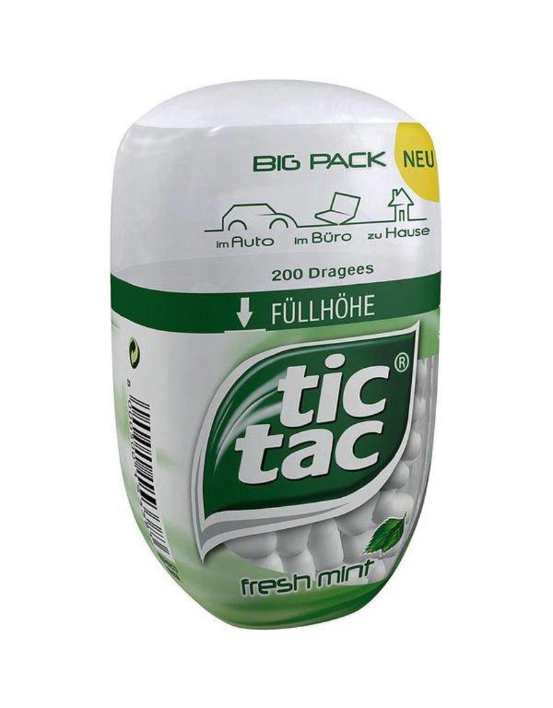 ferrero tic tac fresh mint big pack 200 pills x 4 97 4g. Black Bedroom Furniture Sets. Home Design Ideas