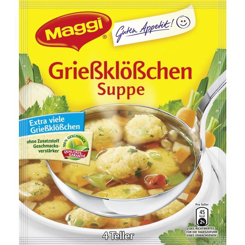 Maggi Maggi soup semolina dumplings 52g - online supermarket