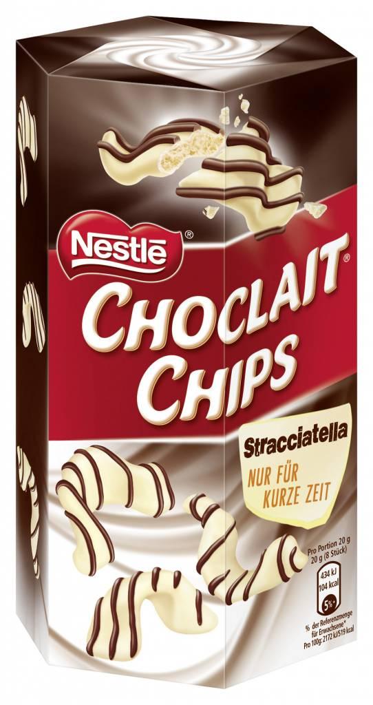 Nestlé Nestlé Choclait Chips 125g Stracciatella LIMITED ...
