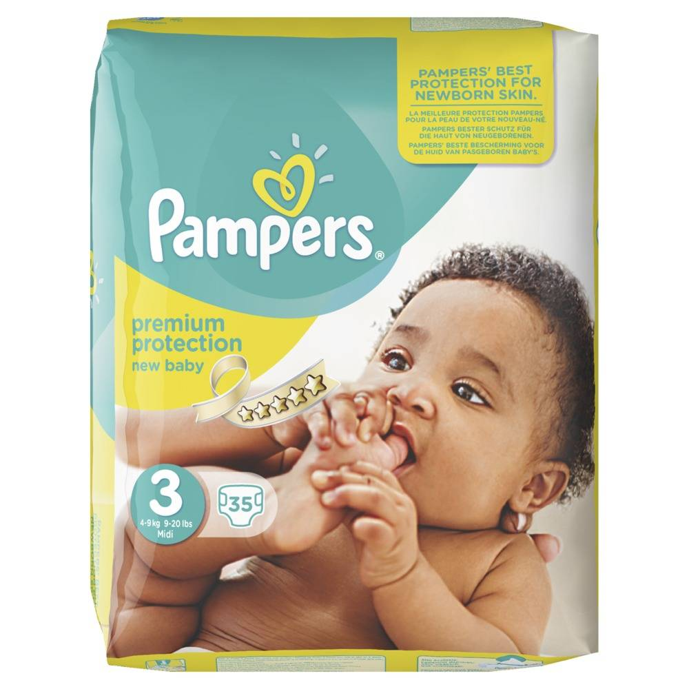 Pampers new baby taille - Couches pampers new baby taille 3 ...