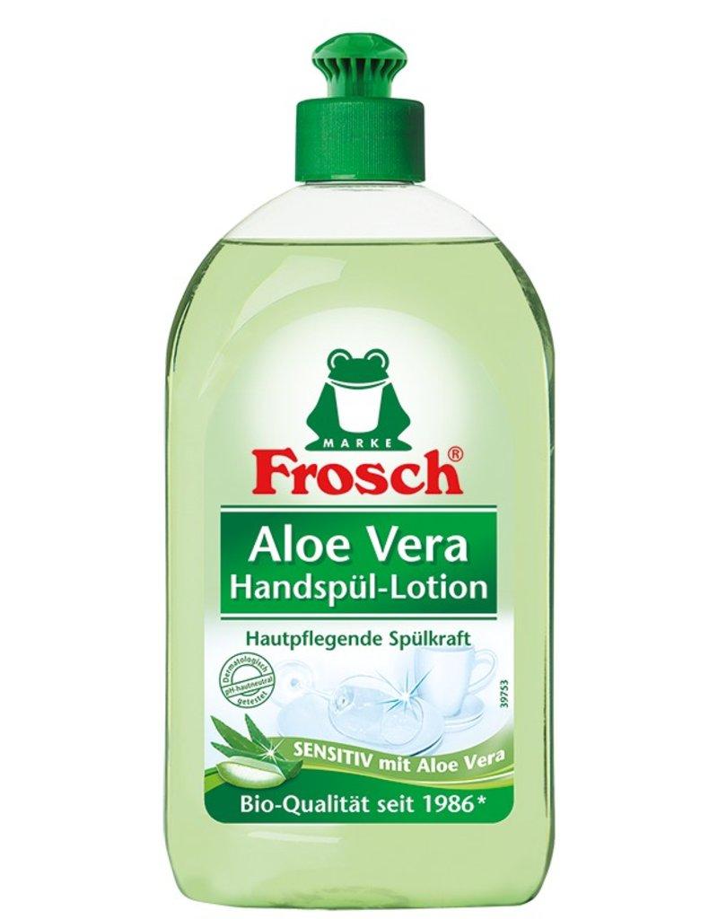 Frosch aloe vera hand wash lotion 500ml online mercado - Entretien de l aloe vera ...