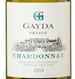 Domaine Gayda Cépage Chardonnay 2017