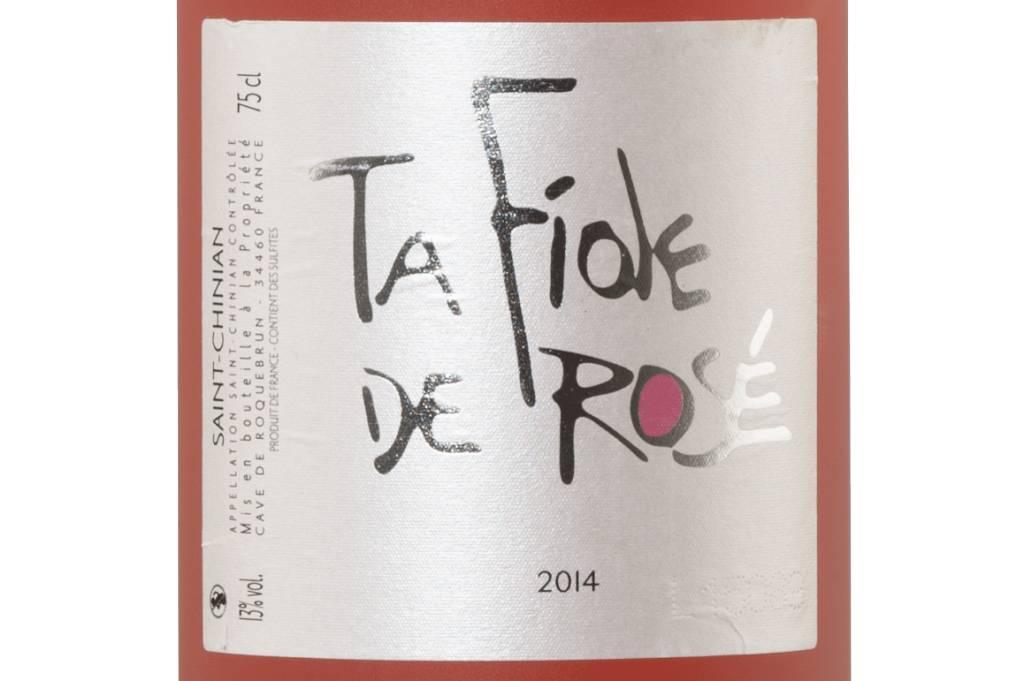 Ta Fiole de Rosé 2014