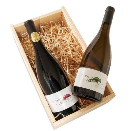 In Vino Erotico 2-vaks wijngeschenk