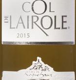 Col de Lairole Blanc 2015
