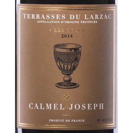 Les Crus Terrasses du Larzac 2015