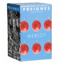 Merlot Bag in Box 10 liter