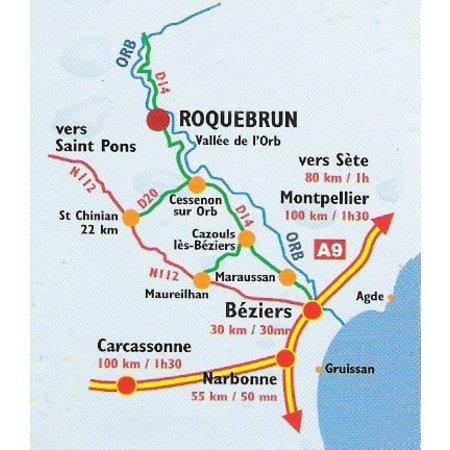 Cave de Roquebrun Baron d'Aupenac Rouge 2011