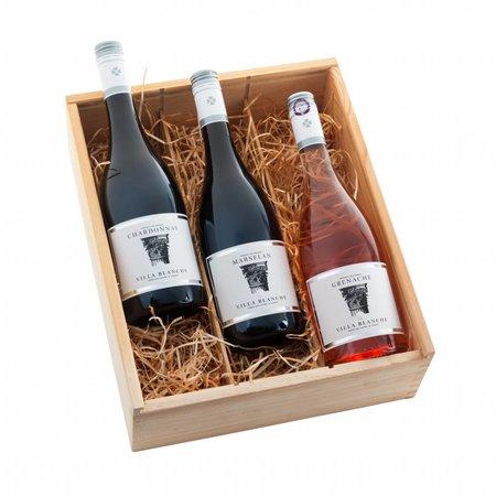 """Domaine Calmel & Joseph Villa Blanche """"Top 3"""" wijngeschenk"""
