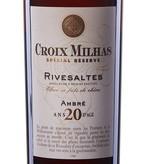 Croix Milhas Spécial Réserve Rivesaltes 20 Ans d'Age
