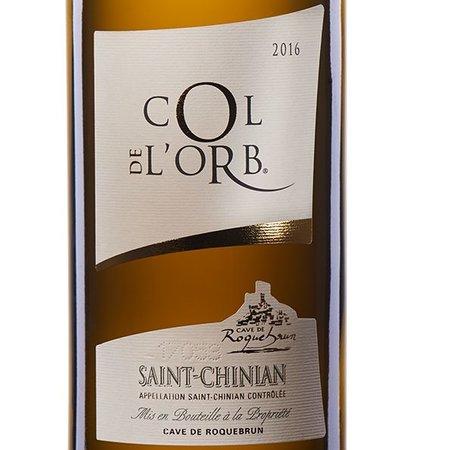 Cave de Roquebrun Col de  l'Orb Blanc 2016