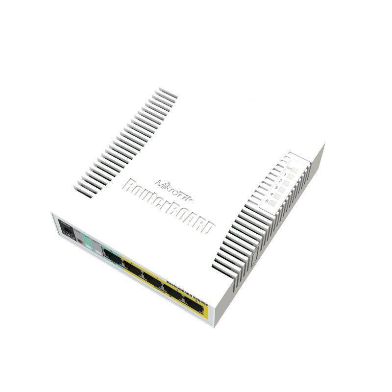 MikroTik RB260GSP (PoE)