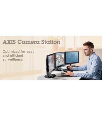Axis Camera Station 1 (license upgrade pack)