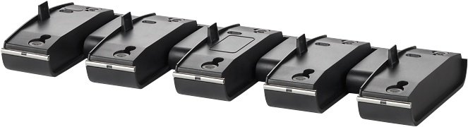Plantronics Plantronics Savi 5 unit laadstation voor 5 headsets (incl. AC Adapter)