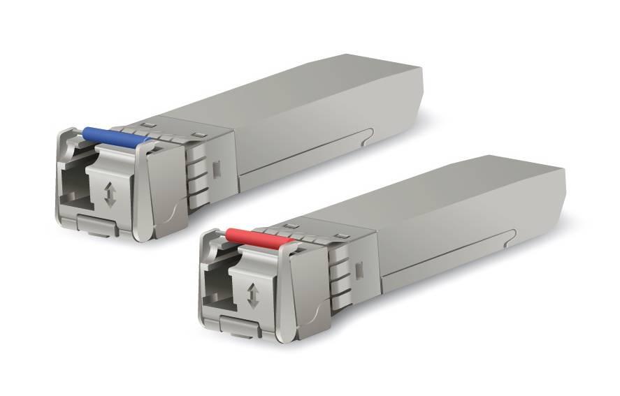 Ubiquiti UF-SM-10G - U Fiber, Single-Mode Module, 10G, 2-Pack