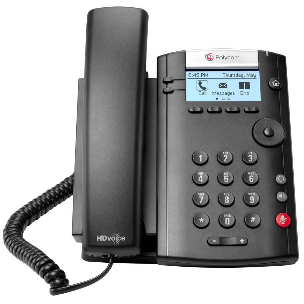 Polycom VVX 201 Business Media Phone