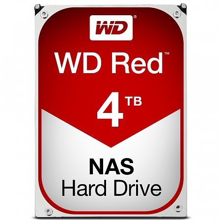 Western Digital WD RED 4TB SATA