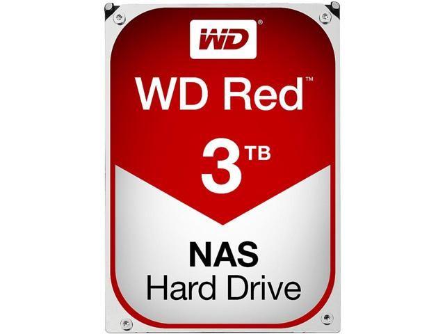 Western Digital WD RED 3TB SATA