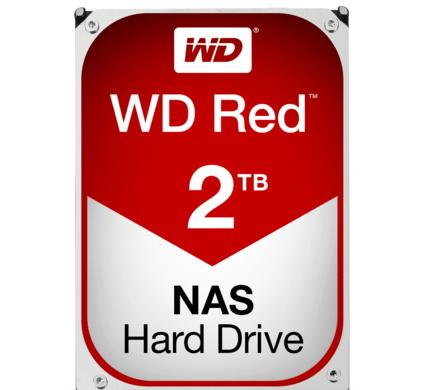 Western Digital WD RED 2TB SATA