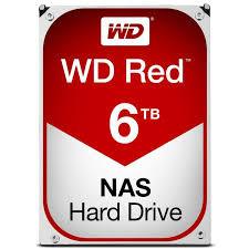 Western Digital WD RED 6TB SATA