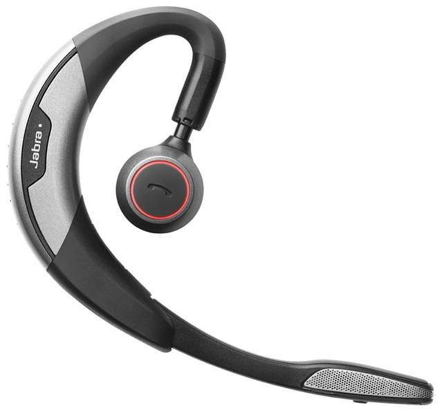 Jabra MOTION UC+ guidance control in English Microsoft optimized