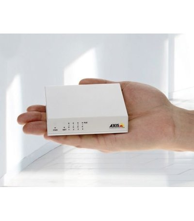 Axis Companion Switch 4-port