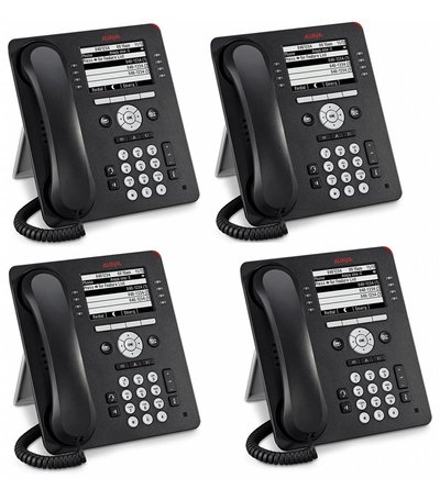 Avaya 9608G IP Telephone - 4 Pack