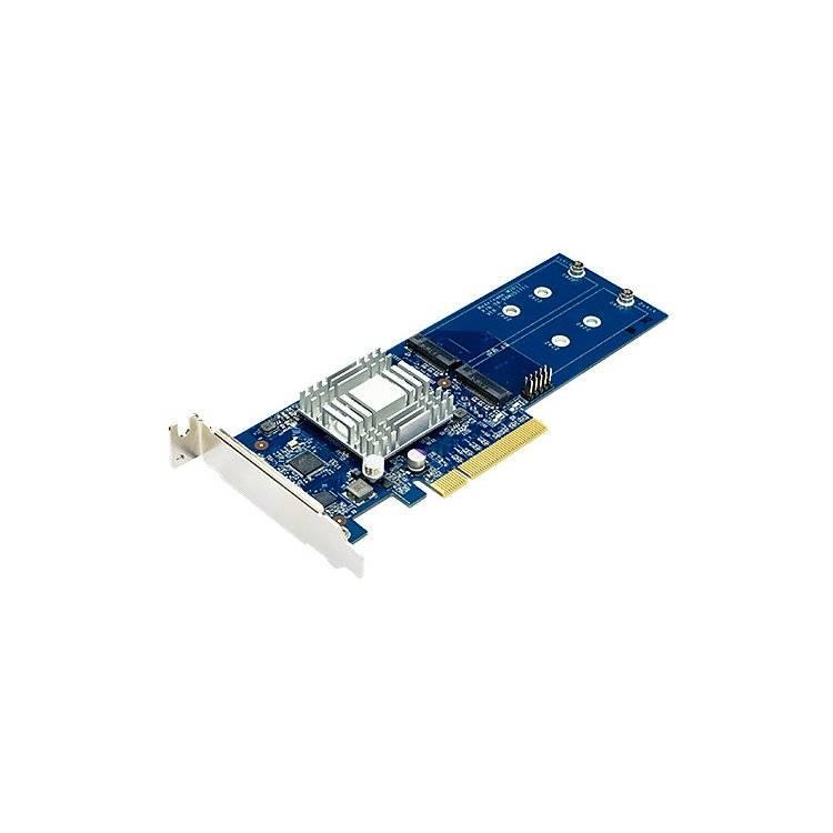Synology M2D17 PCIe Gen2 x8 adapter kaart