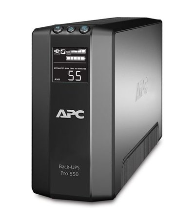 APC Power-Saving Back-UPS Pro 550 230V IEC