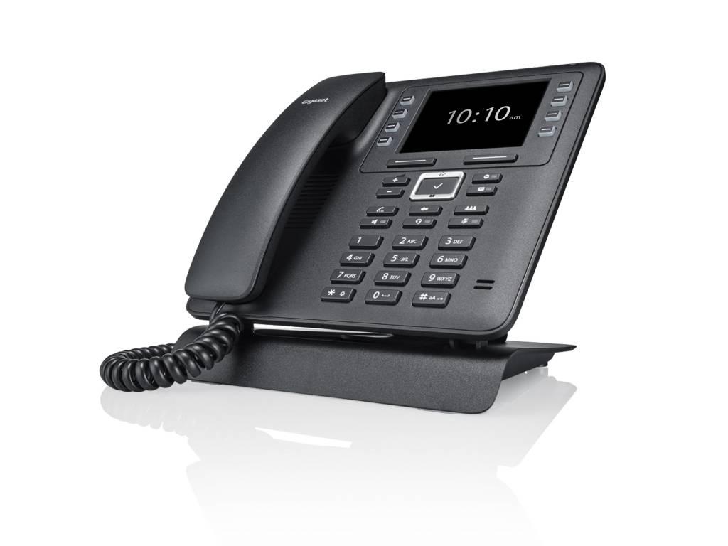 Gigaset Maxwell 3 - SIP telefoon DEMO