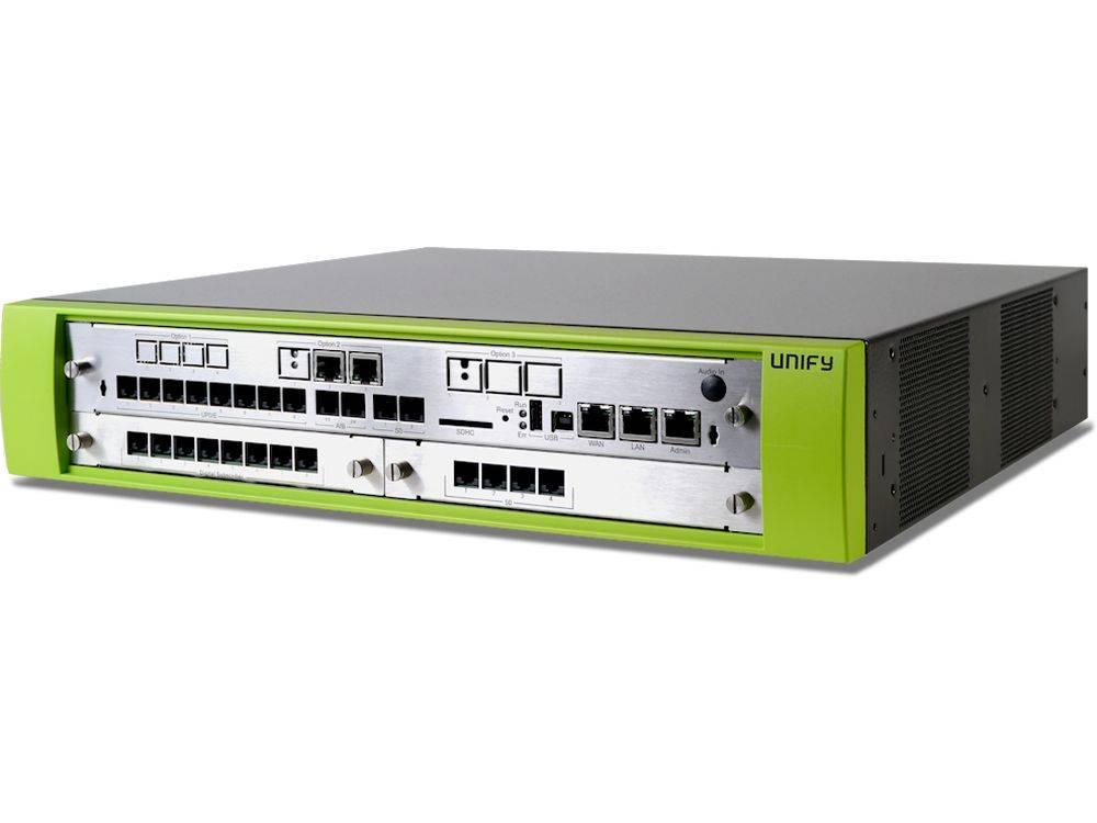 Unify OSBiz X3R System Box