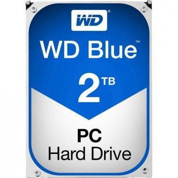 Western Digital WD 2TB SATA III 64MB Desktop Blue (WD20EZRZ)