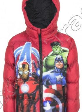 Avengers winter coat