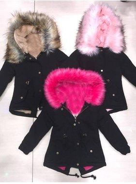 Winterjas in meerdere kleuren