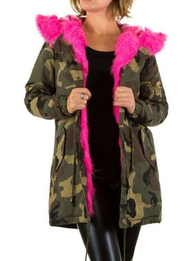 Camouflage jacket in several colors
