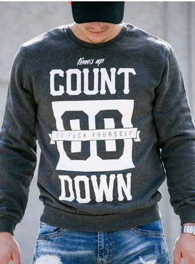 Count down sweater