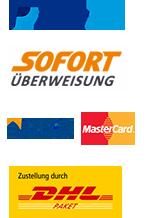 Zahlungs- und Versandarten