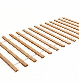 Lattenbodem - massief hout beuken - 90x200cm