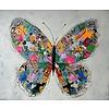 Schilderijen Vlinder