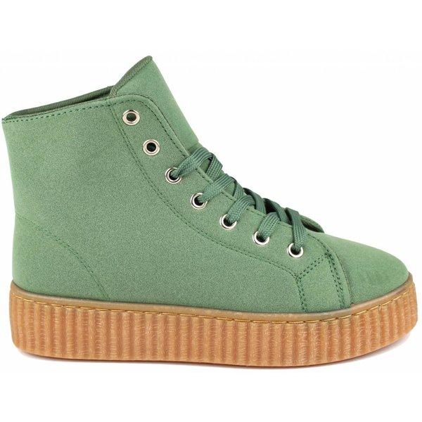High Creepers - green