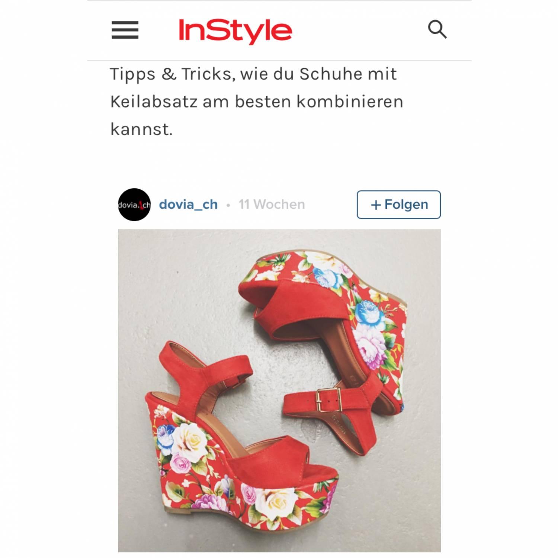 dovia.ch im Blog der InStyle Germany!